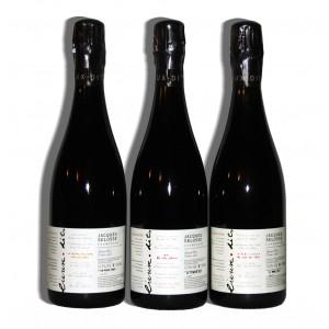"Coffret 3 Champagne Selosse ""Lieux-Dits"""