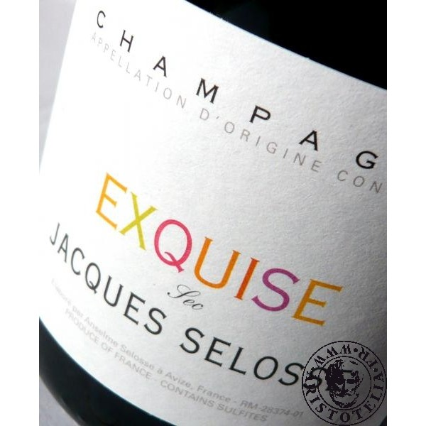 photo Jacques Selosse Champagne Cuvee Exquise