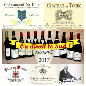 "Pack n°4 ""Syrah 2005 & Bonneau 2014"" (6 wines)"