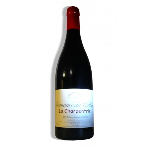 "Saumur ""Charpentrie"" rouge 2009 Collier"