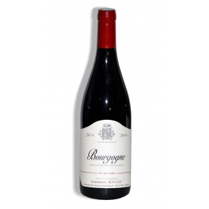 Bourgogne 2008 E. Rouget