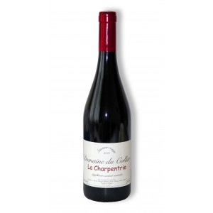 "Saumur ""Charpentrie"" rouge 2010 Collier"