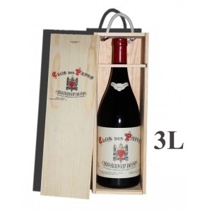JEROBOAM Clos des Papes 2010 red
