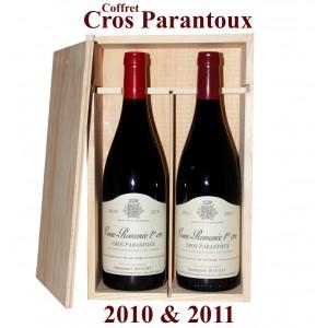 """Pack 2 """"Cros Parantoux"""" E. Rouget"""