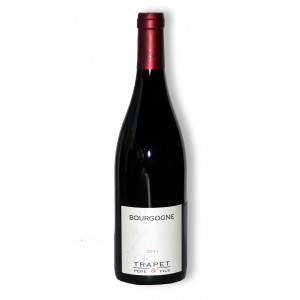 Bourgogne red 2011 Trapet