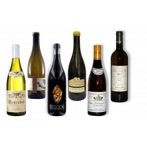 Pack 6 white wines 2011