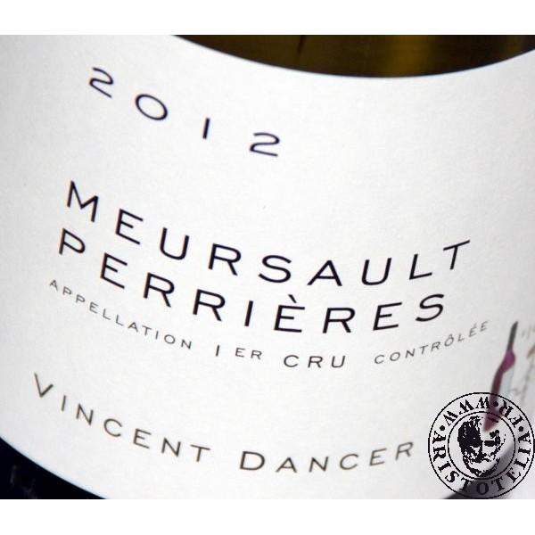 photo Vincent Dancer Meursault 1er Cru