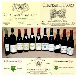 Pignan 1999 Châteauneuf-du-Pape