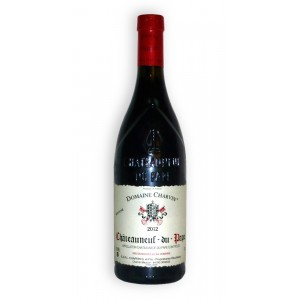 Charvin 2012 Chateauneuf-du-Pape