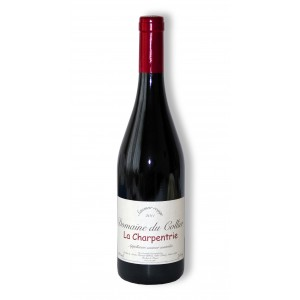 "Saumur ""Charpentrie"" red 2011 Collier"