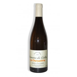 "Saumur ""Charpentrie"" white 2011 Collier"