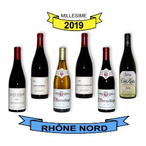 Pack 6 wines domaine J-L Chave