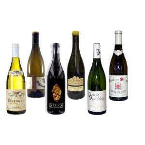 Pack 6 white wines 2012