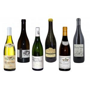Pack 6 white wines 2013