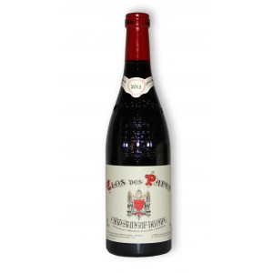 Clos des Papes 2015 red