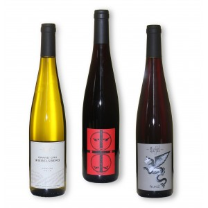 Pack 3 wines Rieffel