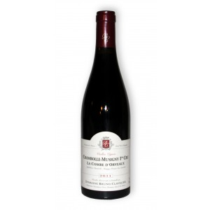 "Chambolle ""Orveaux"" 2011 B. Clavelier"