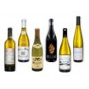 Coffret 6 vins blancs 2015
